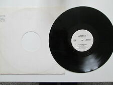 ARETHA FRANKLIN - ANOTHER NIGHT (WHITE LABEL PROMO) 12 INCH SINGLE