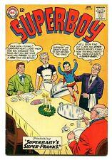 SUPERBOY # 112