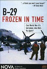 NOVA: B-29 Frozen in Time DVD Region 1