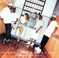 MARIAH CAREY & BOYZ II MEN - One Sweet Day - 6 Track Single CD
