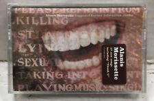 Alanis Morissette Supposed Former Infatuation Junkie Sealed Cassette