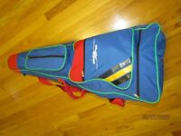Fencing Equipment / 5 Foils, mask, tunic,vest, pants right hand glove & more