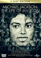 Michael Jackson The Life of an Icon DVD 2 Disc Edition