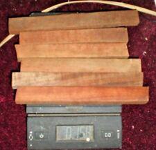 TEAK WOOD Scrap 1 LB. 3 TO 12 Pieces