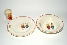 Date-Lined Ceramic Bowls (1960s & 1970s)