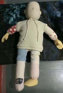 1992 Kidz Biz Lift Off  -   EC Doll   Faceless Doll -  Faceless Doll