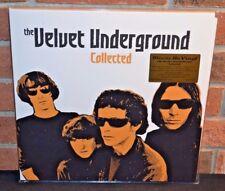 THE VELVET UNDERGROUND Collected Ltd 1st Press 180G 2LP YELLOW VINYL #'d + Book