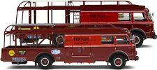 Exoto 43   SPECIAL SET II   Scuderia Ferrari Race Car Transporters   # BND22092
