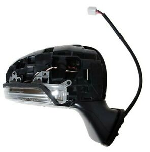 FOR TOYOTA PRIUS FRONT DOOR WING MIRROR ELECTRIC RIGHT DRIVER SIDE HEATED