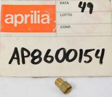 1 NEW Genuine 1995-97 APRILIA RS 250 #55 Power Main Jet OEM Part AP 8600154 NOS