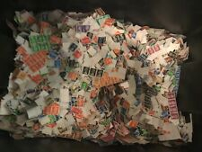 1000+ Mixed Machin Definitive GB Stamps ~used no gum~ Great Starter Pack