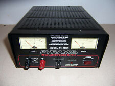 Pyramid Model Ps 36kx Regulated Power Supply