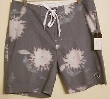 NWT $65 Mens size 34 EZEKIEL 4 way Stretch Cali Boardshorts