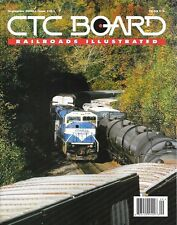 CTC Board 311 Sept.2004 DM&IR B&LE BNSF Hauser Yard Idaho Cheyenne Central Texas