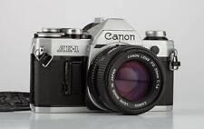 Canon AE-1 mit Canon Lens FD 50mm 1,4  SHP 65978