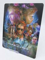 THE TERMINATOR 1 - 3D Lenticular Flip Magnet Cover FOR bluray steelbook