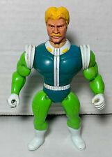 Vintage 1985 Pace Toys Earth Force Professor Atom Orden Figure He-Man MOTU KO