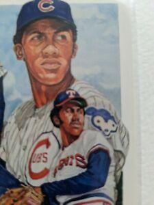 Ferguson Jenkins Legends Postcard Memorabilia