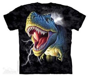 Mountain Child T-Shirt Lightning Rex