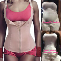 FAJAS REDUCTORAS COLOMBIANAS VEST SHAPER SHAPEWEAR WAIST CINCHERS TRAINER GIRDLE