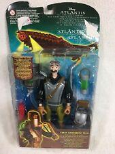 "Disney Atlantis The Lost Empire Vinny Santorini Figure 6"" Eureopean Edition NEW"