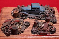 Berkshire Valley Models O/On3/On30, 1/48 Automobile Junk Piles - #708