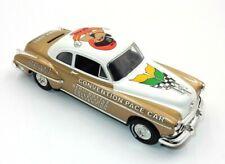 JIM BEAM CONVENTION EVERGREEN ERTL 1950 OLDSMOBILE ROCKET 88 DIE-CAST BANK CAR