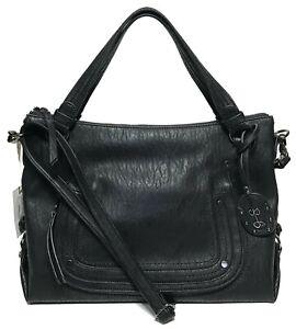 NWT Jessica Simpson Woman's Satchel, Black Color MSRP: $118.00