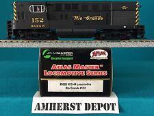 9526 Atlas HO  H15-44 Rio Grande DCC Locomotive  NIB