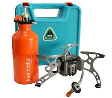 BRS-8A Oil / Gas Multi-Use Camping Stove