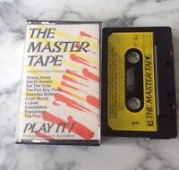 Music Cassette Tape - The Master Tape