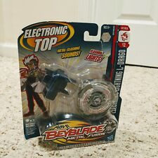 Beyblade Metal Fusion Electronic Top Lightning L-Drago B12 Lights Attack NEW!!