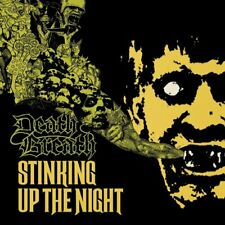 Death Breath 'Stinking Up The Night' Gatefold 180g Black Vinyl - NEW