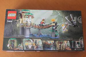 VENDS LEGO NINJAGO MOVIE 70608 LE PONT DE LA JUNGLE NEUF ET SCELLE JAMAIS OUVERT