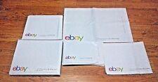 EBay Branded Airjacket Padded Envelopes & Polyjacket Mailers  Lot of 22 Kit