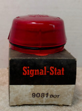 NEW Signal Stat 9081 Red Lot of 6