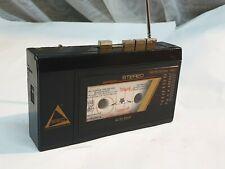 ESC Stereo Professional1500Mini AM-FM Radio Kassettenrekorder S-308, Vintage