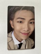 BTS RM Map Of The Soul 7 Official Photocard Ver. 3