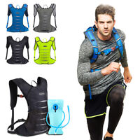 Sporting Backpack 2L Water Bladder Bag Hydration Packs Outdoor Hiking Camping