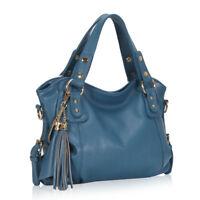 Women Designer Inspired Hobo Shoulder Messenger Bags Purse with Adjustable Strap