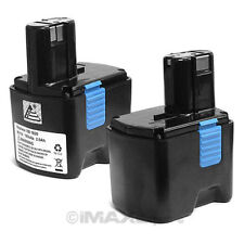 2 18V 18 VOLT Battery for HITACHI EB1820 EB 1820L 1820