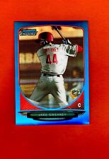 2013 BOWMAN CHROME DRAFT PICK BLUE REFRACTOR JAKE SWEANEY BDPP46  READ  81/99