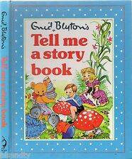 ENID BLYTON'S TELL ME A STORY BOOK (HC; 1988) ILLUSTRATED CHILDREN'S BOOK