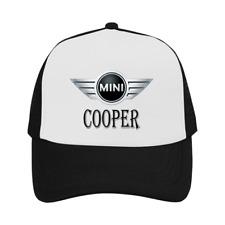 Mini Cooper Car Trucker Hat Classic Sport Outdoor Cap Sun 7279ad7e89a7