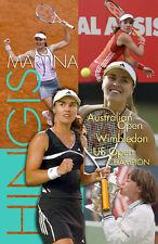 Classic MARTINA HINGIS SUPERSTAR Official WTA Tennis POSTER