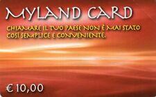 SCHEDA NUOVA -  1828 - MYLAND CARD