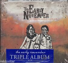 The Early November / Mother, The Mechanic & The Path (3 CDs, NEU!)