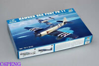 "Trumpeter 02844 1/48 Hawker ""Sea Fury"" FB.11 hot"