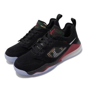 Nike Jordan Mars 270 Low Camo Black Silver Red Green Men Shoe Sneaker CK1196-008