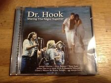 """DR. HOOK """"SHARING THE NIGHT TOGETHER"""" CD 21 TRACKS CMC RECORDS DENMARK NCB 2002"""